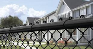 48 X 100 Black Chain Link Fence Project Material List Material List At Menards