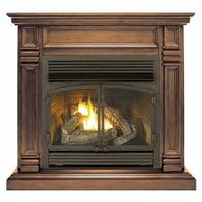 gas fireplaces mantel packages