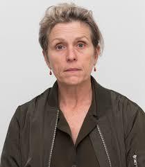 Frances McDormand - 75th Golden Globes Nominee