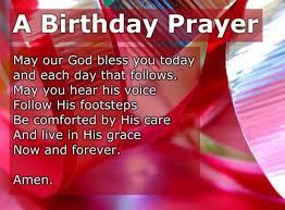 happy birthday prayers wishesgreeting