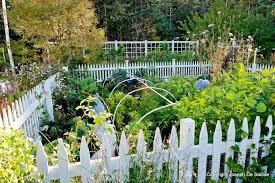 Cool Beautiful Vegetable Garden Fence Garden Engaging Small Vegetable Garden And Whi Fenced Vegetable Garden Backyard Vegetable Gardens Vegetable Garden Design
