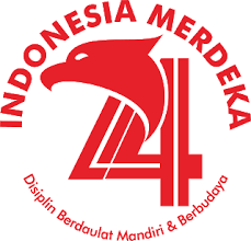 pin di desain logo