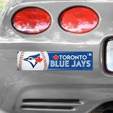 Wincraft Toronto Blue Jays 12 X 3 Primary Bumper Sticker