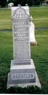 Wesley Harrison (1816-1897) - Find A Grave Memorial