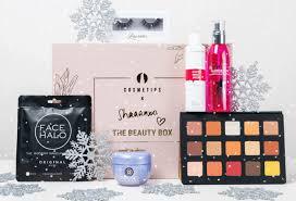 x shaaanxo beauty box