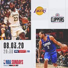 NBA Italia - ? SUPER #NBASUNDAYS ? Los Angeles Lakers ...