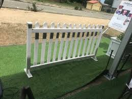 Our Free Standing Wooden White Picket Fencing Is Ideal For Many Different Events Event And Party Rentals In Lagos Nigeria Tents Tables Chairs Canopies Decor