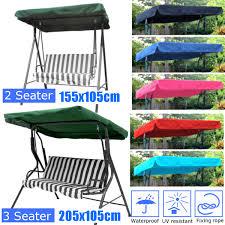 3 seaters swing chair garden hammock