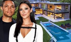 Trevor Noah purchases massive $20 million home in Bel Air after splitting  with his girlfriend   Daily Mail Online
