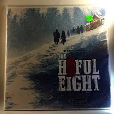 The Hateful Eight - Soundtrack 2LP NEW Ennio Morricone - Hi-Voltage Records