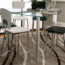 sirius triangle counter height dining
