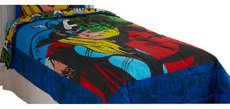 marvel comics classic avengers twin bed
