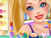 barbie makeup and dressup game for