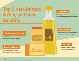 best ers and oils on a keto t