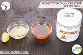tutorial virgin coconut oil for cough