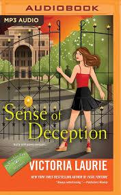 Sense of Deception (Abby Cooper, Psychic Eye): Victoria Laurie, Elizabeth  Michaels: 0889290456649: Amazon.com: Books
