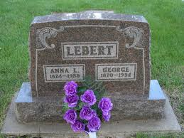 George Albert Lebert (1870-1932) - Find A Grave Memorial
