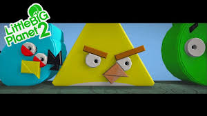 LittleBigPlanet 2 - LBP2 Shorts: Angry Birds Bomb Survival in a ...