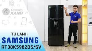 Tủ lạnh Samsung Inverter 382 lít RT38K5982BSSV: mạnh mẽ đến bất ...