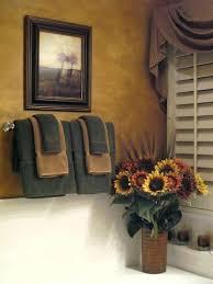 decorative bath towel home decorating