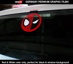 Deadpool Window Vinyl Decal Sticker