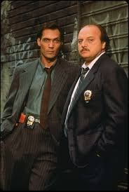 I don't know about real life, but on TV this guys gave an example of a  friendship that was true blue. | Nypd blue, Jimmy smits, Nypd