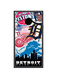 Detroit Tigers Cornhole Board Game Decal Wraps Vinyl Sticker Usa Cornhole Bag Toss