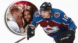 After engagement with Model: Colorado leaves Andrighetto shoot