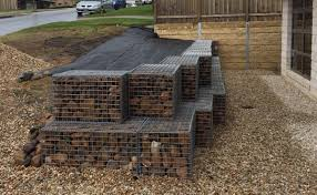 Tips And Tricks For Gabion Walls Retaining Wall Rock Wall Gabion Baskets