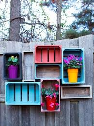 20 Unusual Ways To Make Your Garden Fence As Eye Catching As Possible