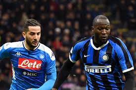 Calcio in tv oggi e stasera: Napoli-Inter di Coppa Italia in ...