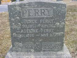 """Martha Adeline Augusta """"Adeline"""" Perry Perry (1856-1951) - Find A Grave  Memorial"""