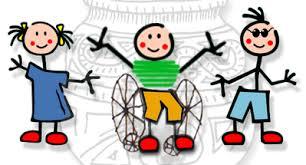 Resultado de imagem para cadeirante desenho