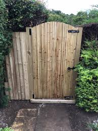Featheredge Vertilap Garden Gates S T Fencing Timber Products