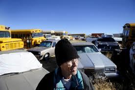 Acreage is home to Detroit's extinct beasts | Colorado Springs News |  gazette.com