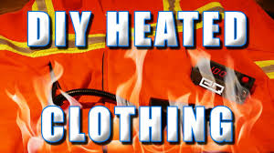 heated clothing inexpensive and easy