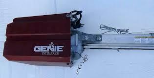 genie intellicode garage door opener