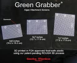 screen for diy algae turf scrubber 1mm