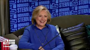 Hillary Clinton on the Howard Stern Show Pt. 1 - YouTube