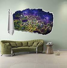 Pvc Fortnite Wall Sticker Kids Bedroom Living Room Decor Wall Stickers Cartoon Fortnite Wall Decal Buy Online At Best Price In Ksa Souq Is Now Amazon Sa