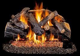 gas logs gas log sets fairfield