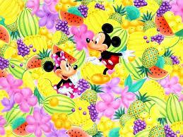 cartoons disney pany fruits mickey