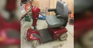 loving uncle transforms old mobility