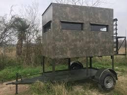 5x9 hunting trailer blinds atascosa