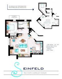 floor plan drawings of popular tv