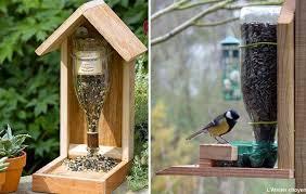 mangeoire à oiseaux 12 idées récup