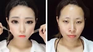 asian makeup transformation you