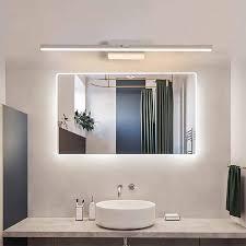 modern led mirror light waterproof