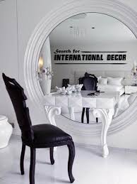 modern dressing table mirrors and