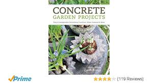 concrete garden projects easy